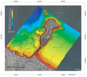 bathymetricmap